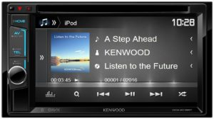 2 DIN Autoradio Kenwood